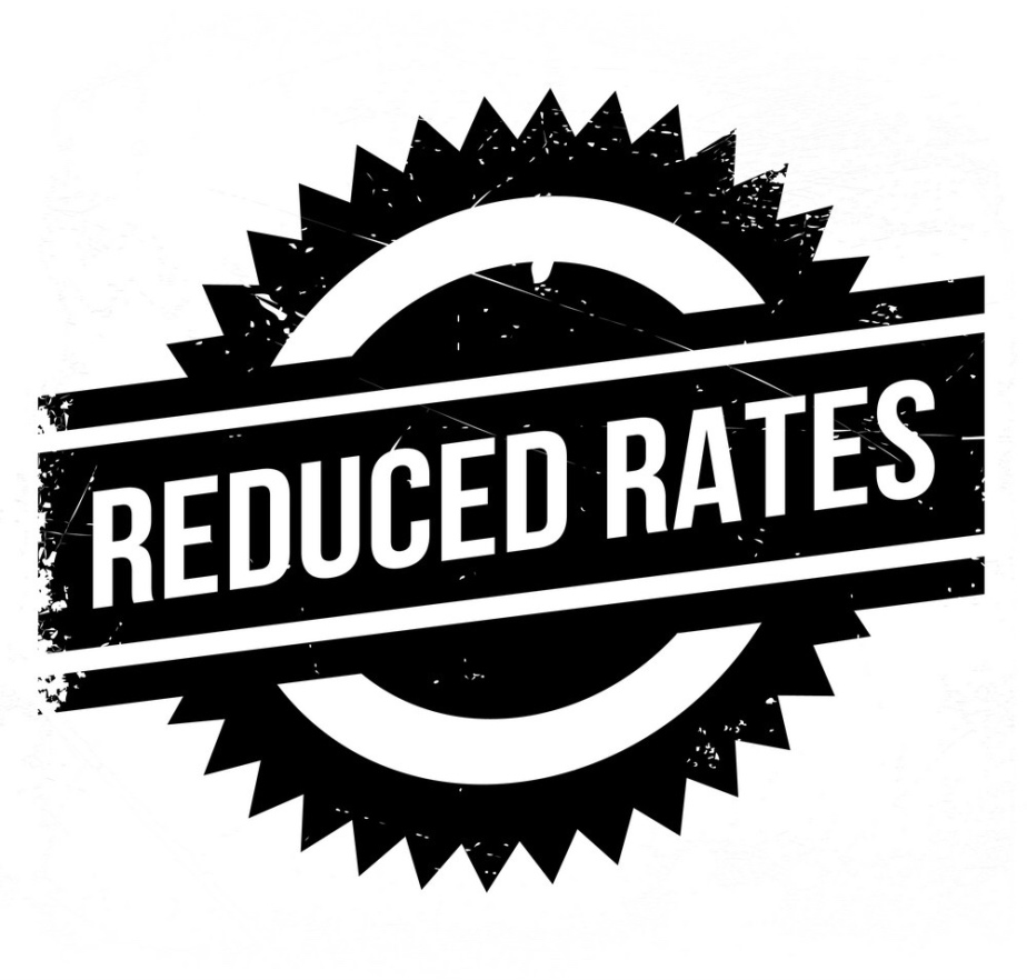 Reduced rate counselling